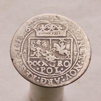 30 грошей (Тымф) 1666 Ян Казимир Ваза