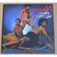 Boney M. - Love For Sale (1977, Audio CD, mini LP, реплика японского издания 2006 года)