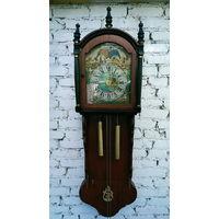 Старинные Голландские Настенные Фризские часы Нидерланды начало ХХ века.