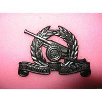 Кокарда артиллерии Армии Обороны Израиля (ЦАХАЛ)