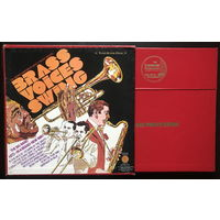 The Big Band Hits, Brass Voices Swing, 6 LP BOX SET, 1974