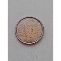 5 сентаво 1994 год. Бразилия.