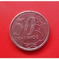 58-25 Бразилия, 50 сентаво 2007 г.