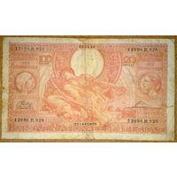 20 белгас/100 франков 1944г P.113 -редкая-