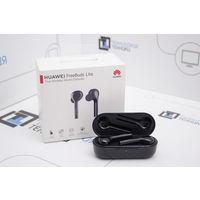 Беспроводные наушники Б/У Huawei FreeBuds Lite (20 - 20000 Гц, Bluetooth). Гарантия.