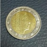 Люксембург. 2 евро 2004.