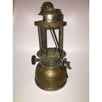 Керосиновая лампа. Petromax. Little Baby. Довоенная Германия. Редкость.