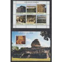 Гвинея-Бисау MNH Архитектура