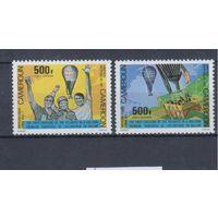 [1976] Камерун 1979. Авиация.Воздушные шары. СЕРИЯ MNH