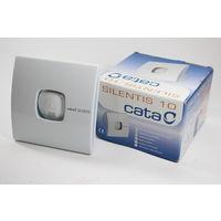 НОВЫЙ Осевой вентилятор CATA Silentis 10 Blanco XP, гарантия от 07.11.2020