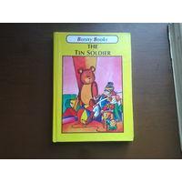 Детская книга на английском языке  The Soldier