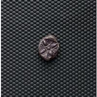 Иония, Милет (Архаика). Лев, Звездообразный узор 520-500гг до н.э.