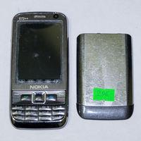 296 Телефон копия Nokia E72 (CRTEL TV E72++). По запчастям, разборка
