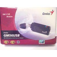 Модем Genius GM56USB