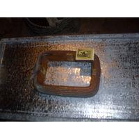 Медная шина 2,4*3,7 мм стеклотканевая изоляция 3 кг 720 гр.