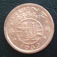 Португальсуая Гвинея (Гвинея-Биссау). 50 сентаво