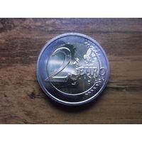 """Мальта 2 евро 2012   """"10 лет наличному обращению евро"""""""