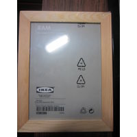 Деревянная рамка для фото Ikea