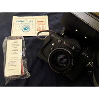 Фотоаппарат Зенит-ЕТ с объективом Гелиос-44-2 Новый в упаковке 1990г