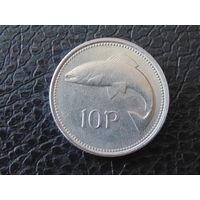 Ирландия 10 пенсов 1994г.