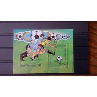 Футбол. ЧМ 1994г.