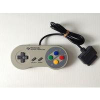 Оригинальный геймпад Nintendo SuperFamicom ( SNES ) SHVC-005
