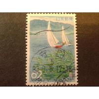 Япония 1993 парусный спорт