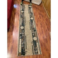 Ковер, ковровая дорожка Турция, размер 70х268 см