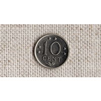 Антильские острова /Антильские Нидерланды//Антилы/ 10 центов 1977 //FV/