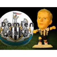Damien Duff NEWCASTLE United 5 см Фигурка футболиста MC9820