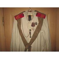 Рубашка РИА  с башлыком рядовой состав.59 полк