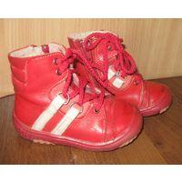 Ботинки демисезон р-р 21