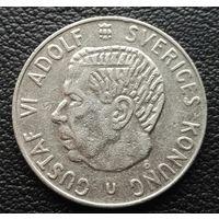 1 крона 1973 Швеция