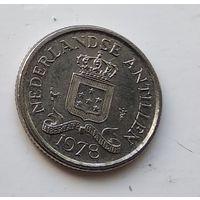 Нидерландские Антильские острова 10 центов, 1978 1-1-41