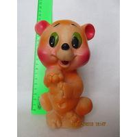 Медведь резиновый No1