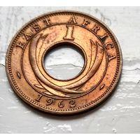 Британская Восточная Африка 1 цент, 1962  2-2-30