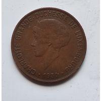 Люксембург 10 сантимов, 1930 3-8-29