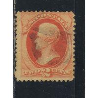 США 1870 А.Джексон Стандарт #47