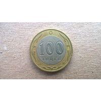 Казахстан 100 тенге, 2005г. **