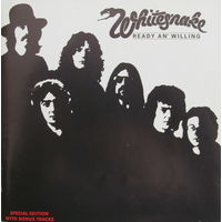 Whitesnake - Ready An' Willing (1980, Audio CD)