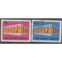 Италия Европа-Септ 1969 год