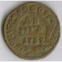 Денга 1737 года