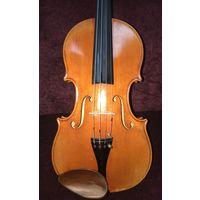 Старинная скрипка чешского мастера Benjamin Patocka