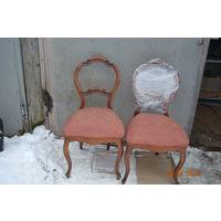 Два стула антикварных