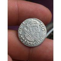 3 гроша 1624 Люкс зеркало!