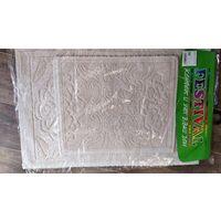 Новый набор турецких ковриков для ванной