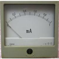 Милиамперметр 0-1mА