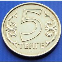 Казахстан. 5 тенге 2012 год  KM#24