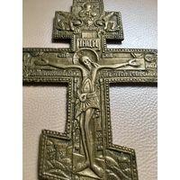 Крест, распятие 19 в.