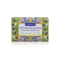 Мыло натуральное кусковое Лаванда и инжир Atelier del Sapone 90ГР